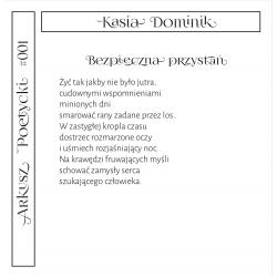 Bezkres NR 8 plakat poetycki